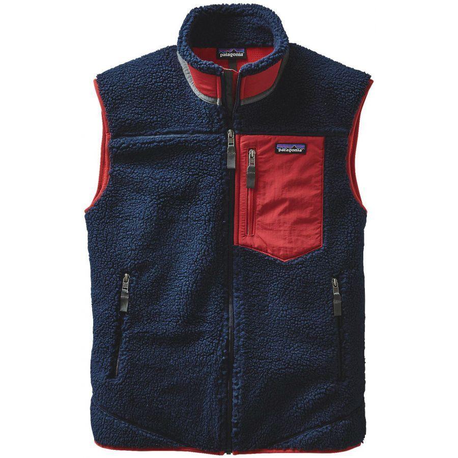 Patagonia Smanicato Uomo Men s Classic Retro-X Vest 72c659d8083