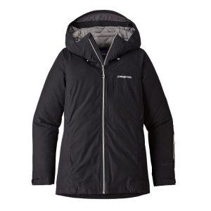 Patagonia Giacca Donna Sci piuma e Goretex W's Primo Down Jacket colore Black nero
