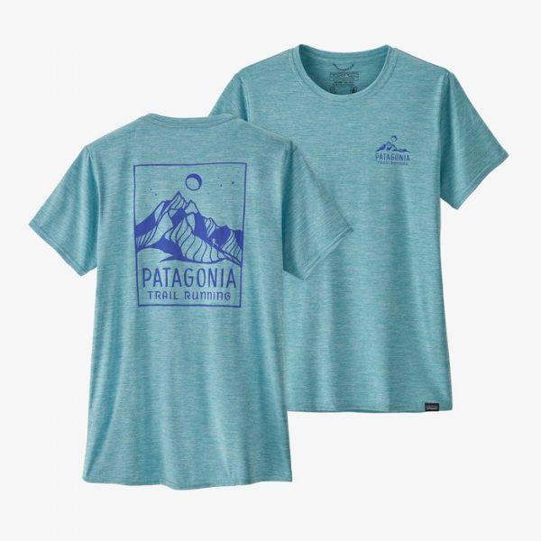 Patagonia Women's Capilene Cool Daily Graphic Shirt maglietta tecnica donna ragazza