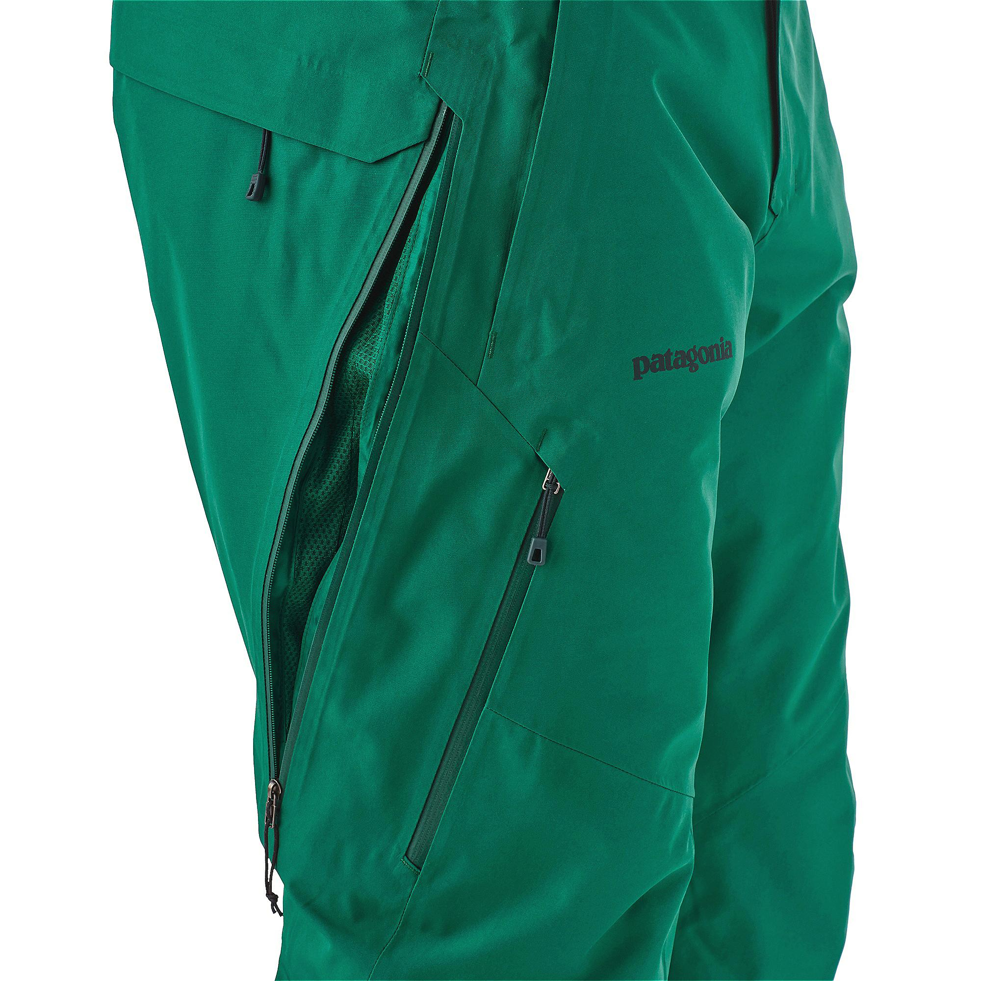 premium selection 18901 ca0be Snowboard Insulated Bowl Pantaloni Sci Patagonia Pants M's ...
