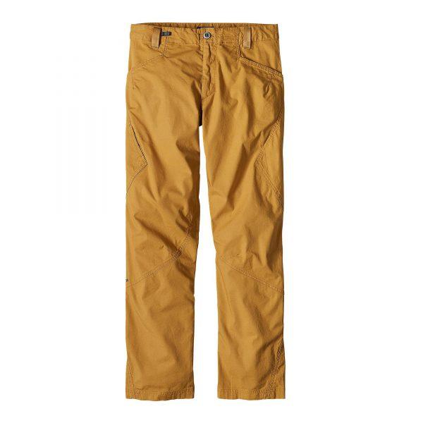 Patagonia Pantaloni Uomo Men's Venga Rock Pants colore Okas Brown