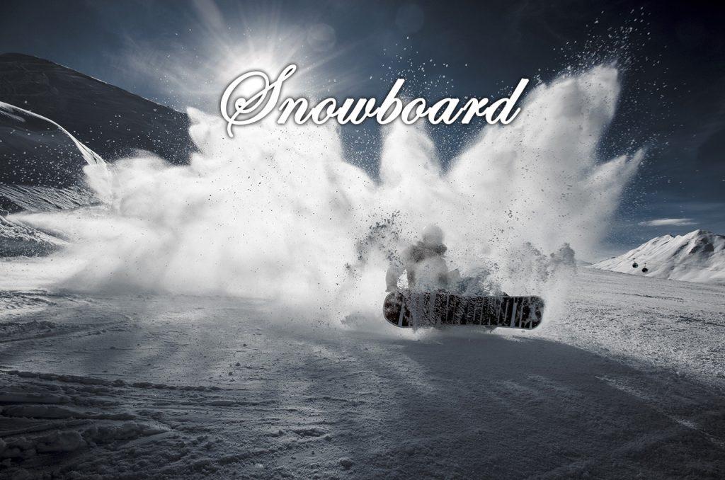 snowbord e freeride store