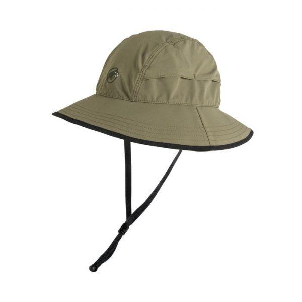 Mammut Runbold Advanced Hat Women colore dolomite cappllo donna montagna safari
