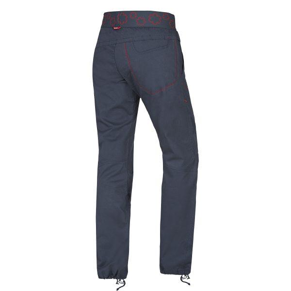 Ocun Pantalone Pantera Donna retro grigi arrampicata