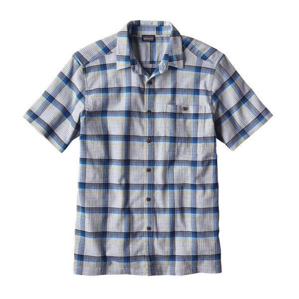 Patagonia Men's A/C™ Shirt Alongshore Cuban camicia fresca uomo
