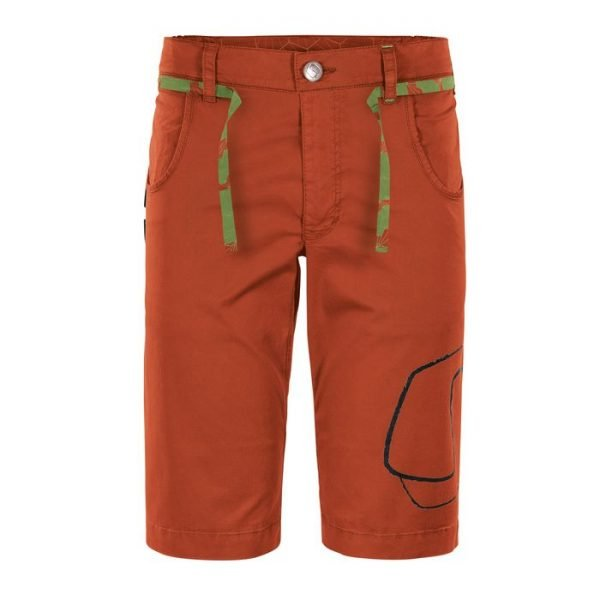 Rock Slave Tony Short Pants Man dirt brown pantalocini uomo