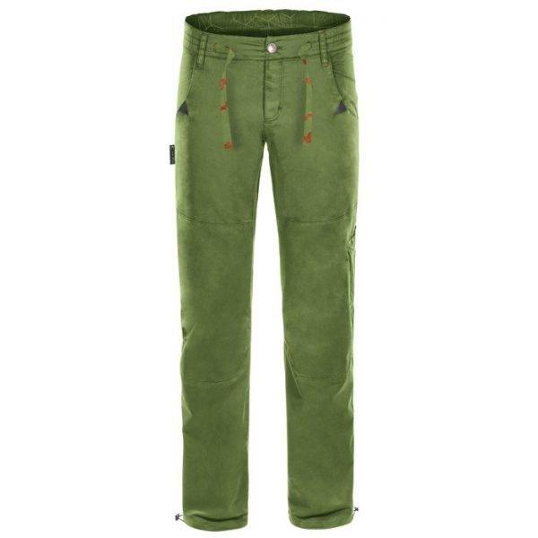 Rock Slave Grau 2.0 Man pantalone da arrampicata uomo verde