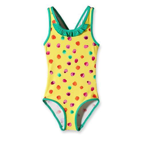 Patagonia Baby QT Swimsuit costumino intero bambina