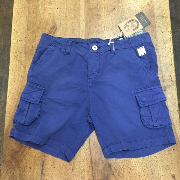Scorpion Bay Bermuda Uomo Pantaloncino Blu navy sopra ginocchio