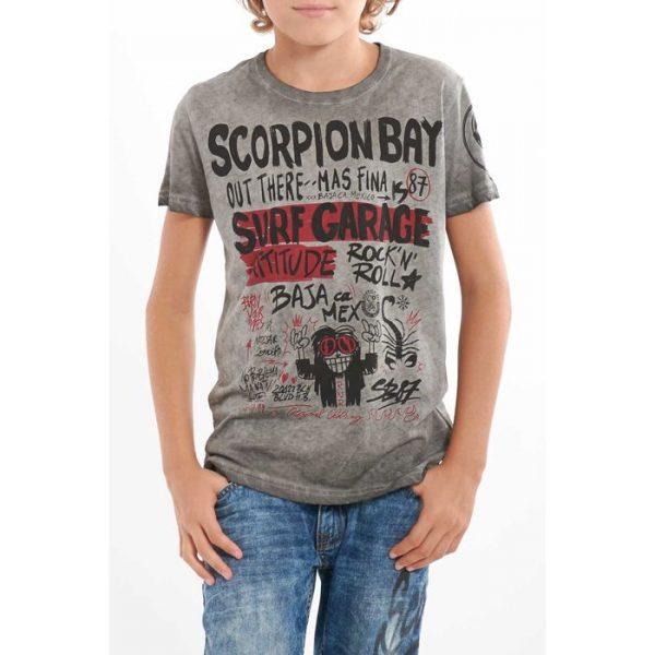 Scorpion Bay T-shirt Ragazzo