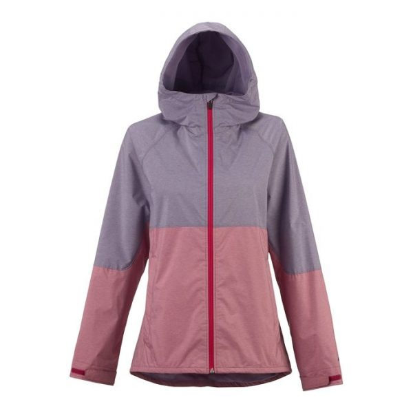 Burton Berkley Rain Jacket donna giacca ragazza viola
