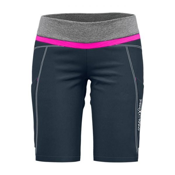 Crazy Idea Shorts Exit Woman pantaloncino trekking