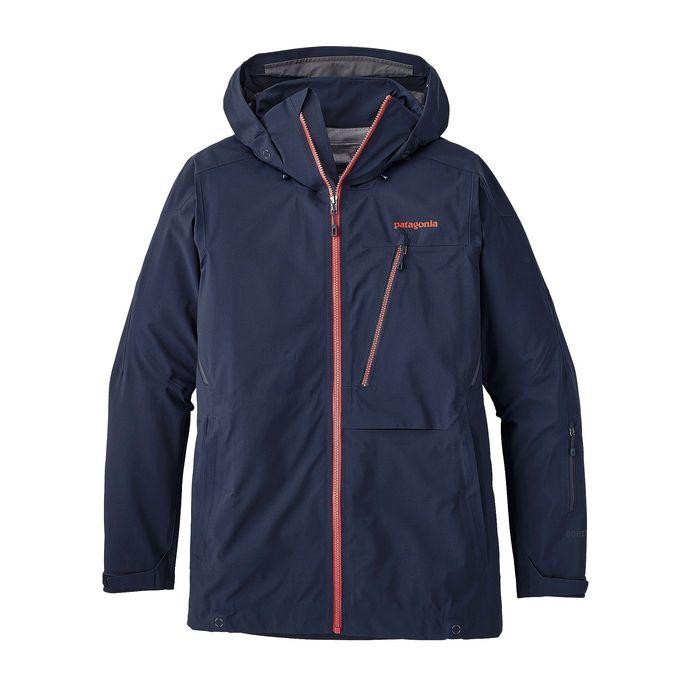 Men's Untracked Blu Jacket Patagonia Navy Blue 7HWz0xR