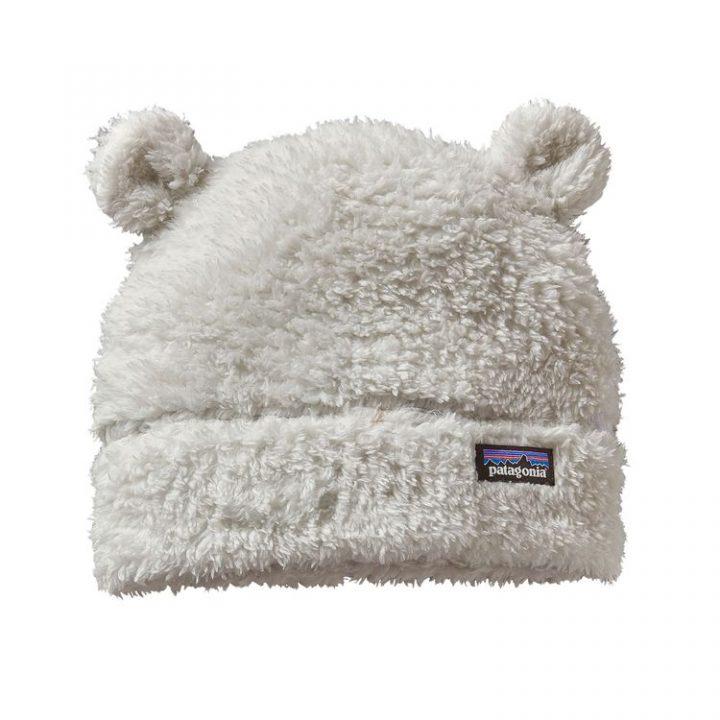 Baby Furry Friends Hat cappellino morbido orsetto bianco bimbo neonato