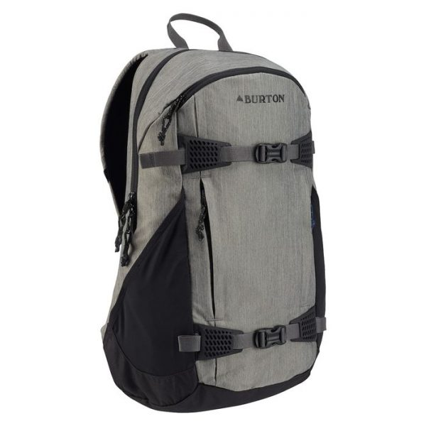 Burton Day Hiker 25L Backpack zaino snowboard freeride grigioShade Heather