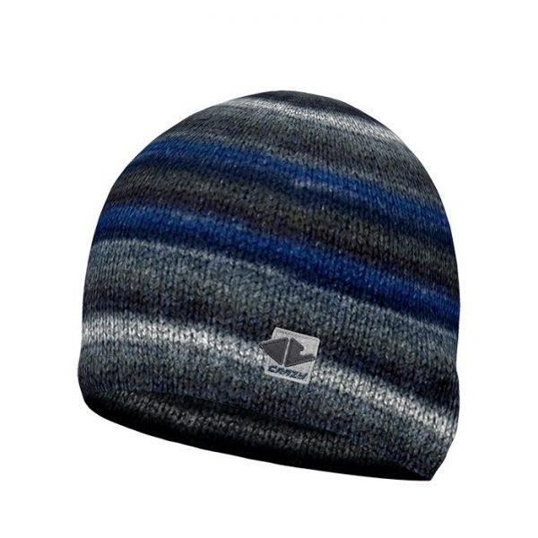 Crazy Idea Cap Chromatic blu berretto invernale