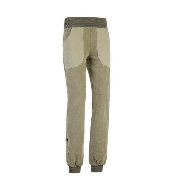 Enove Pantalone Donna Invernale Iuppi grigio