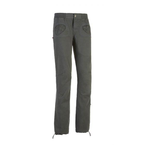 Enove E9 Pantalone Donna Onda Slim grigio