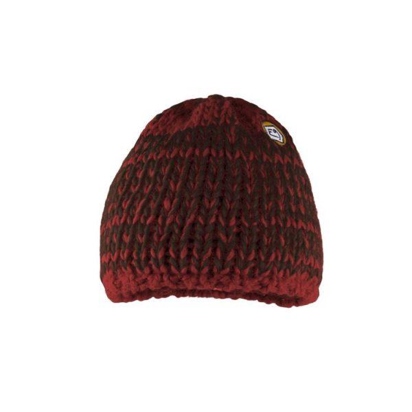 Enove cappellino Cuffia berretto arrampicata uomo donna rosso
