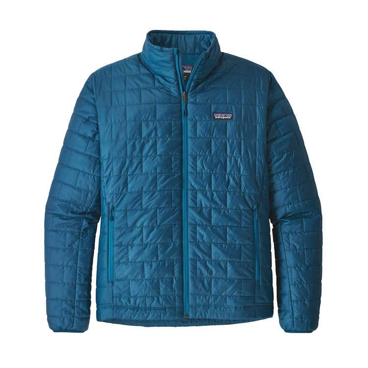 bsba 84212 Imbottitura Uomo Blu 100 Men's Puff Jacket Grammi Patagonia Sintetica Giacca Nano v0RqSwYw