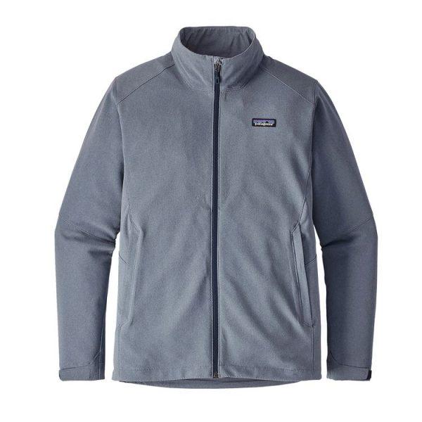 Patagonia Men's Adze Jacket azzurro blu giacca leggera mezza stagione