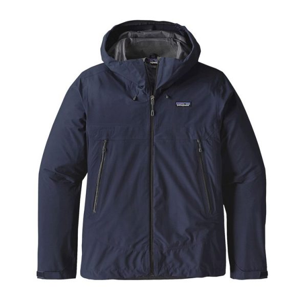 Patagonia Men's Cloud Ridge Jacket blu guscio uomo