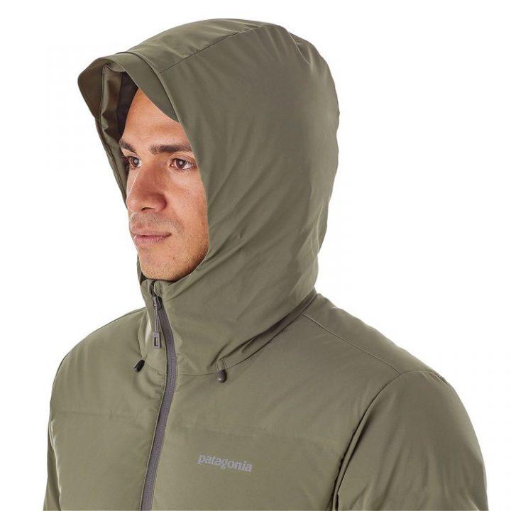 Patagonia Men's Jackson Glacier Jacket cappuccio giacca piumino