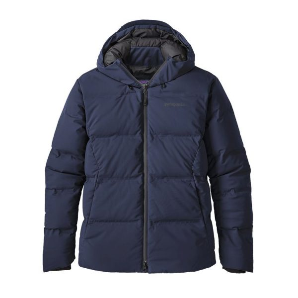 Patagonia Men's Jackson Glacier Jacket cappotto blue piuma