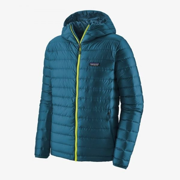 Patagonia Piumino uomo Men's Down Sweater Hoody giacca ragazzo calda