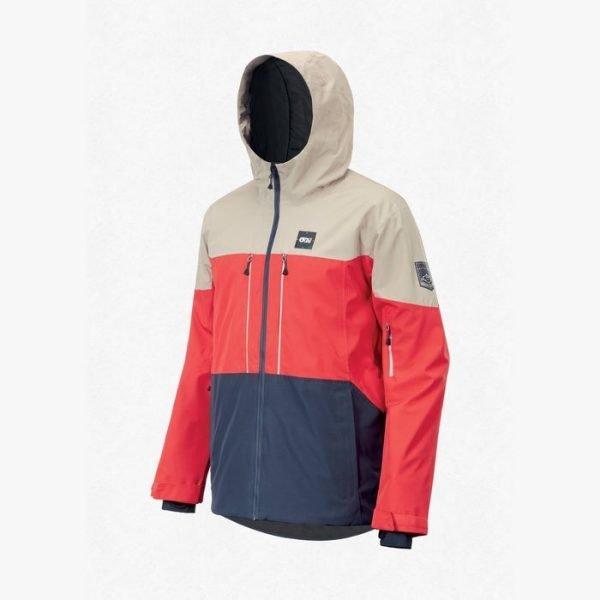 Picture Object Jacket Men giacca sci snowboard uomo ragazzo