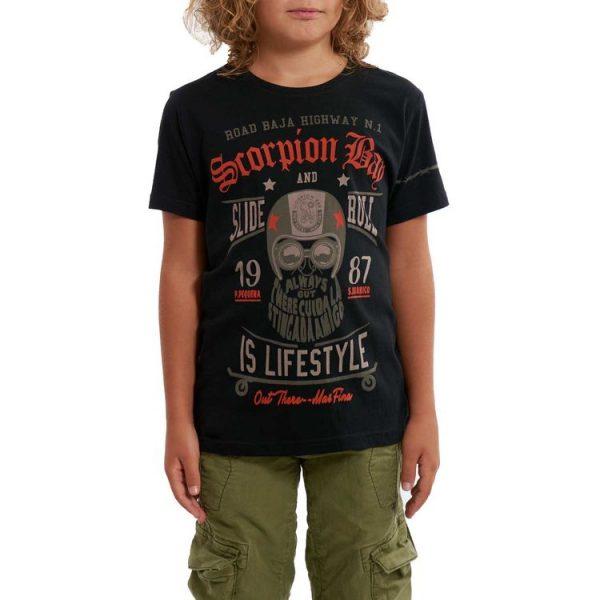 Scorpion Bay maglietta ragazzo Jte3400