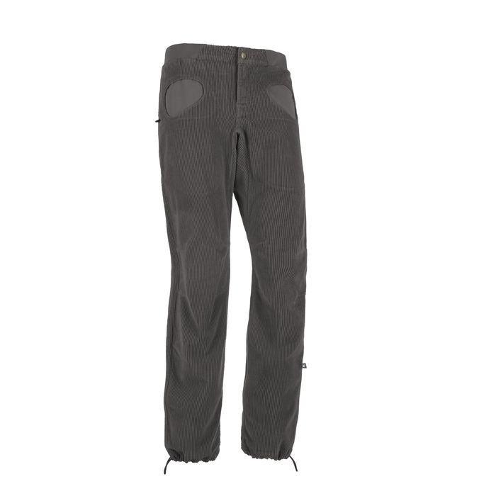 E9 Pantalone uomo Rondo Vs pantalone uomo vellutone grigio