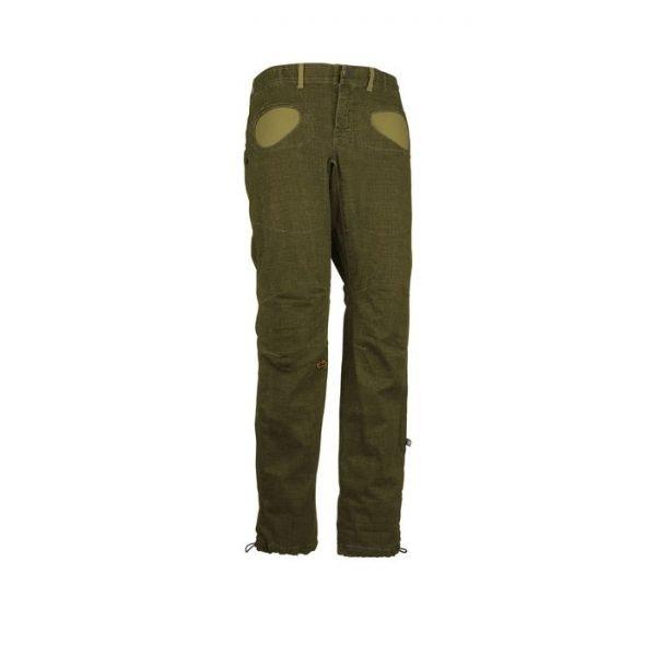 E9 Pantalone Uomo Rondo X2 verdi