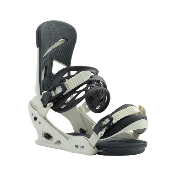 Burton Attacchi Snowboard Mission