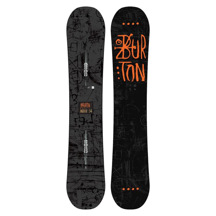 Burton tavola amplifier 154 snowboard all mountain freestyle - Marche tavole da snowboard ...