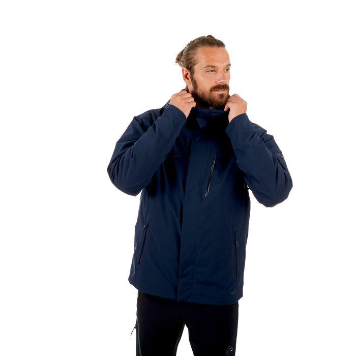 Mammut Giacca uomo Trovat Tour 2 in 1 Jacket Men blu
