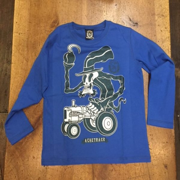 Scorpion Bay T-shirt manica lunga ragazzo jtlb3492 magic print