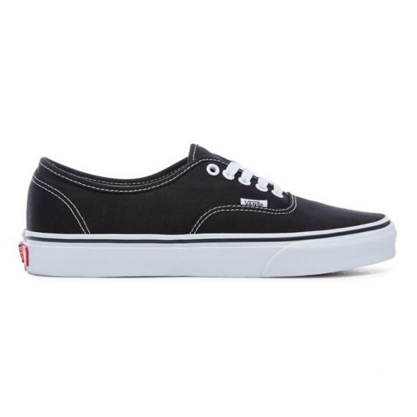 Vans Authentic Black skateboard