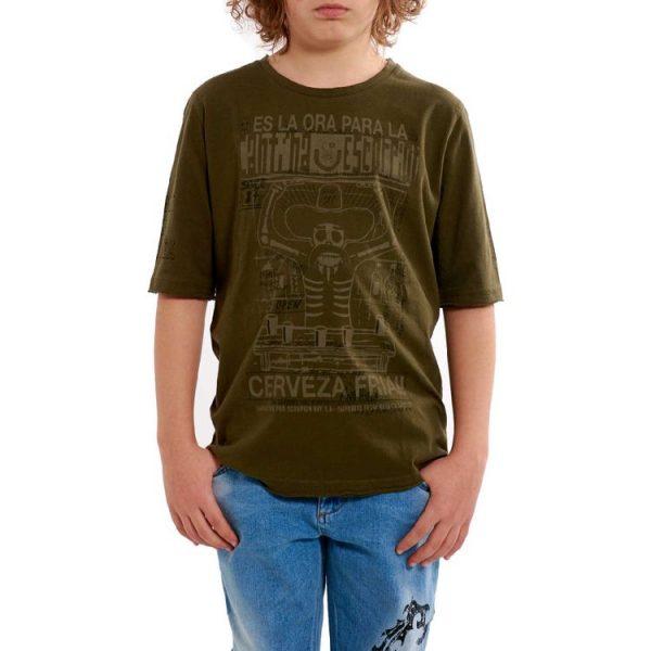 Scorpion Bay maglietta ragazzo JTE3445