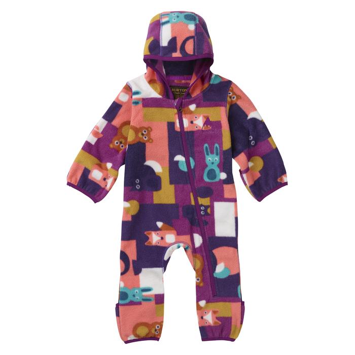Burton Kids Mini Infant Fleece Onesie tutitna intera neonata bimba