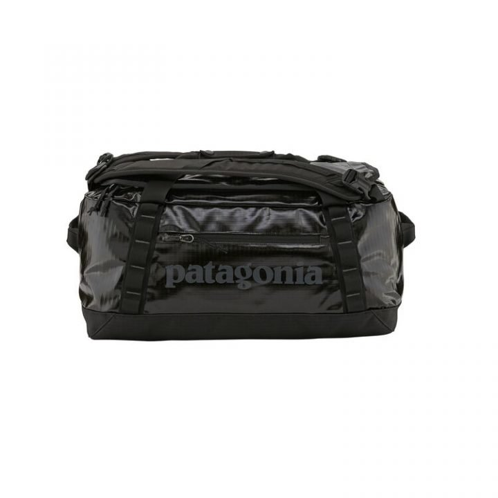 Patagonia Borsone Black Hole Duffel Bag 40L nero