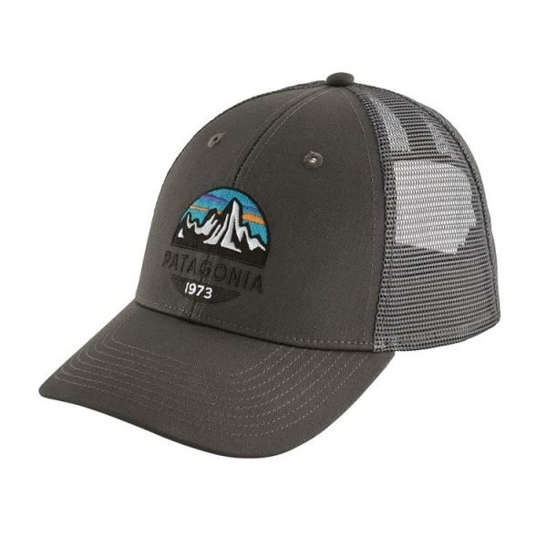 Patagonia Fitz Roy Scope LoPro Trucker Hat cappello cappellino logo tondo