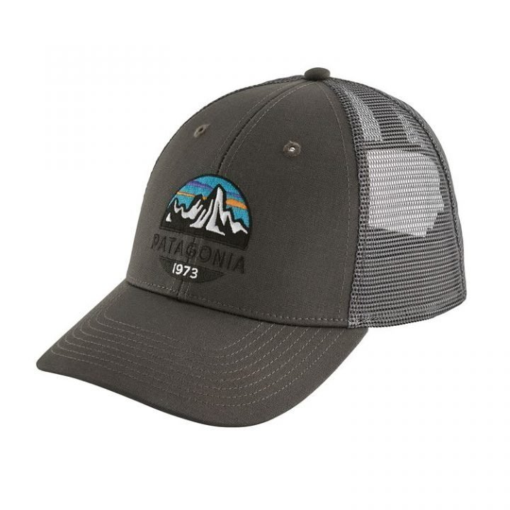 Patagonia Fitz Roy Scope LoPro Trucker Hat cappello cappellino logo tondo