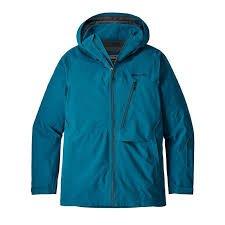 Patagonia Men's Untracked Jacket giacca guscio uomo sci