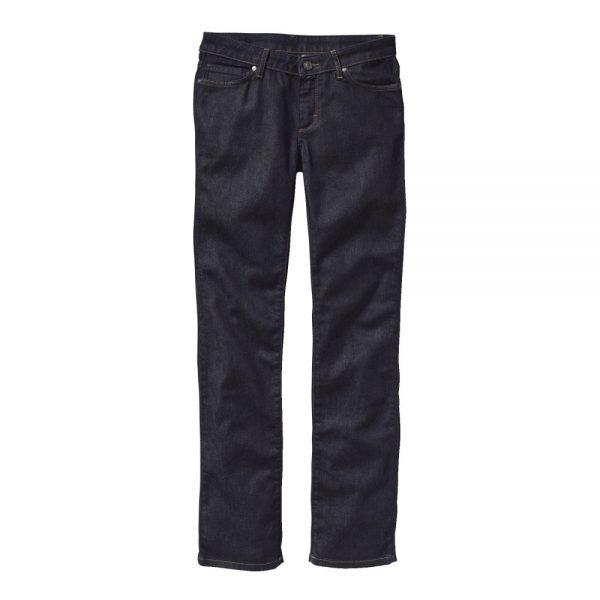 Patagonia Women's low rise straight jeans pantalone femminile donna denim