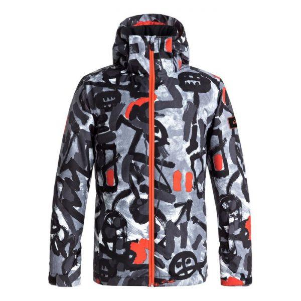 Quicksilver Giacca Snowboard ragazzo Mission