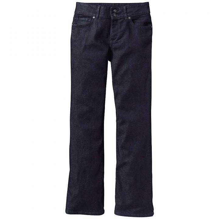 Patagonia Women's Regular Rise bootcut jeans denim donna
