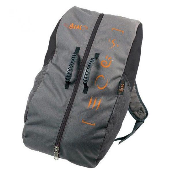 Beal Combi Sacco Porta Corda arrampicata grigio nero verde