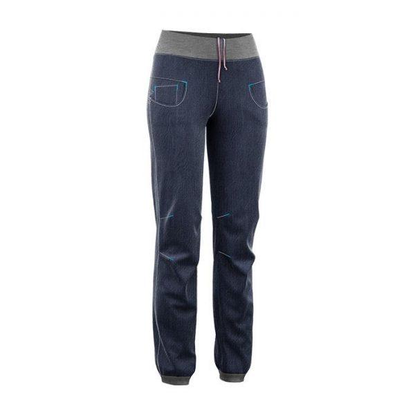 Crazy Idea Pants Aria Woman pantalone arrampicata donna jeans denim