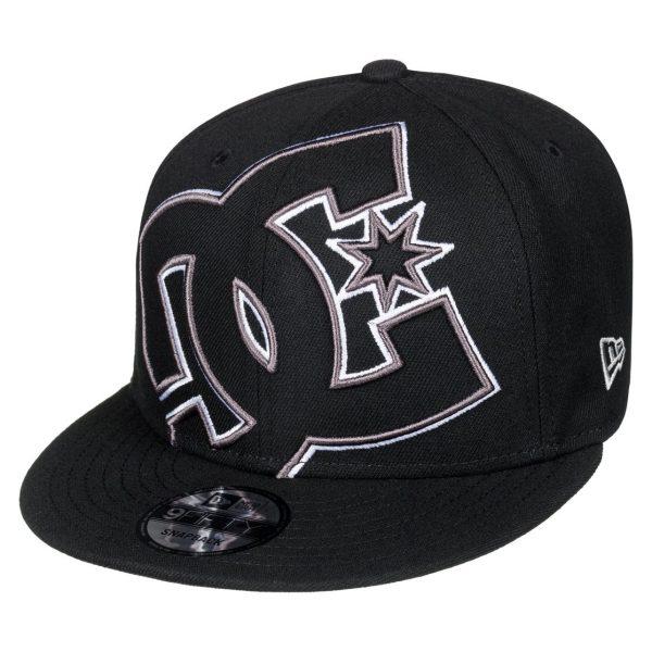 DC Double Up - Cappellino Snapback black nero